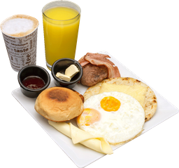 Desayuno La Burguesía