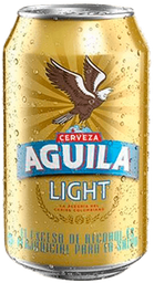 Cerveza Águila Light