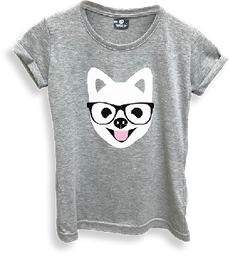 Camiseta Cocó para humanas