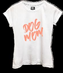 Camiseta Dog Mom para humanas