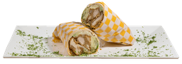 Wrap Pollo Queso Crispy