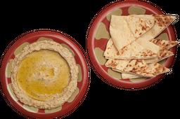 PROMO: Hummus Pequeño + Pan Árabe