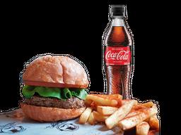 Combo Classic Burger 150gr
