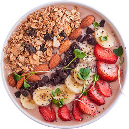 Monkey Chocolat Smoothie Bowl