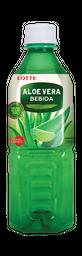 AloeVera Lotte 500Ml Pet