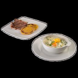 Desayuno Santandereano