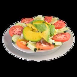 Ensalada de Aguacate y Vegetales
