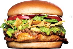 Hamburguesa Corral Pollo Mexicano