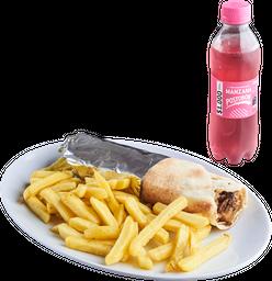 PROMO: Shawarma + Gaseosa + Papas