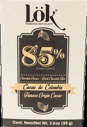 Chocolate Lök 85% 85g