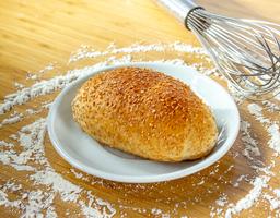 Pan integral pequeño