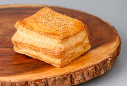 🥐 Pastel de Jamón y Queso