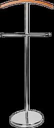 PERCHERO SOLTERON BENO 44,5*28*105CM ACERO