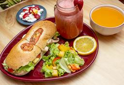 Sándwich Tomaca