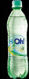 Agua H2oh! Limón 600 ml
