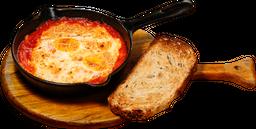 Huevos en Pomodoro