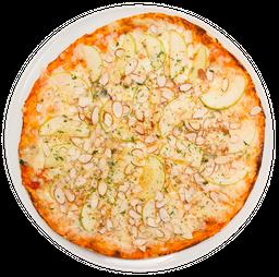 Pizza Queso Azul y Manzana