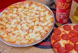 🍕Pizza a Elección + Pizza para Preparar