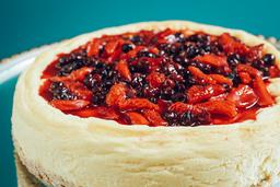 Cheesecake Frutos Rojos 12 Porciones