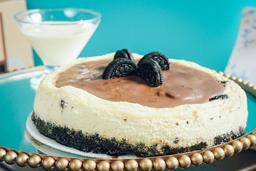 Cheese Cake Oreo y Chocolate 12 Porciones