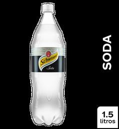 Schweppes Soda 1.5 L