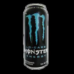 Monster Blue Lata 473 Ml