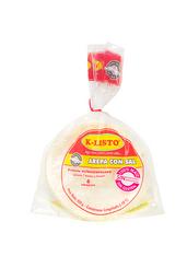 Arepa Maiz x 6 Tela con Sal