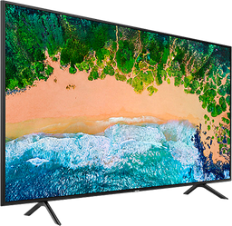 "Led 55"" Uhd 4K Smart Televisor Samsung"