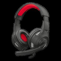 Audifono Diadema Gamer Trust Gxt 307 Ravu 3.5 Mm