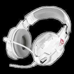 Audifono Diadema Gamer Trust Gxt 322W Snow Camo 3.5 Mm