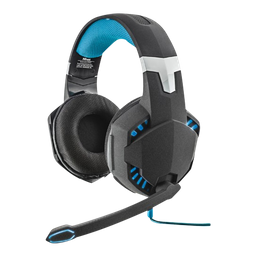 Audifono Diadema Gamer Trust Gxt 363 7.1 Bass Vibration Usb