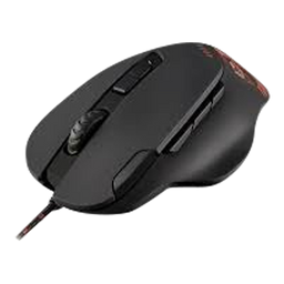 Mouse Gamer Trust Gxt 162 Alambrico Usb Negro