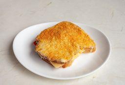 Sándwich Pollo con Queso