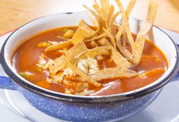 Sopa Chingona