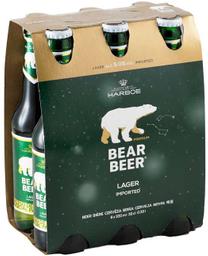 Cerveza Bear Beer Premium Six Pack Botella