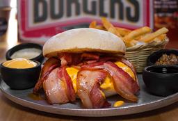 Classic Bacon Cheesse Burger