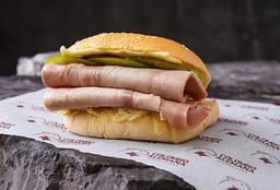 Sándwich Jamón de Cordero