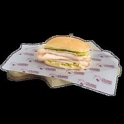 Sándwich Jamón Pavo