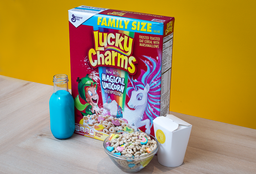 Lucky Charms Magical Unicorn