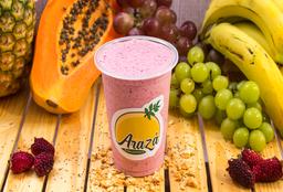 Frutos Rojos (Fresa, Mora, Arandanos, Uvas, Y Leche)
