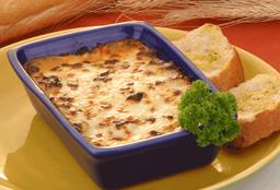 Pasta Lasagna de Pollo y Vegetales