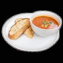 Sopa Tomates Rostizados