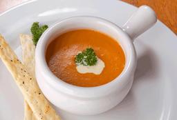 Sopa Crema Tomate