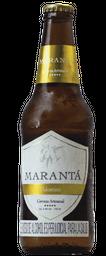 Cerveza Maranta Palomino Dorada/Ale 330Ml