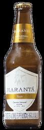 Cerveza Maranta Bayo Trigo/Wheat 330Ml