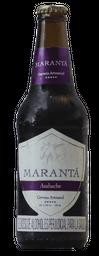 Cerveza Maranta Azabache Negra/S.Stout 330Ml