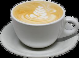 Café Latte con Arequipe