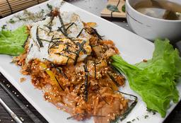 Kimchi Bokumbap [김치 볶음밥] |
