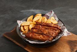 🍖Costillas de Cerdo BBQ