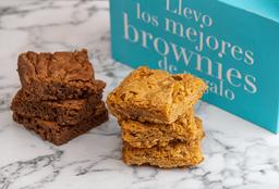 Caja de Brownies o Blondies